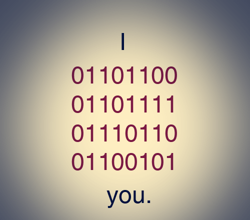 Binary of Love