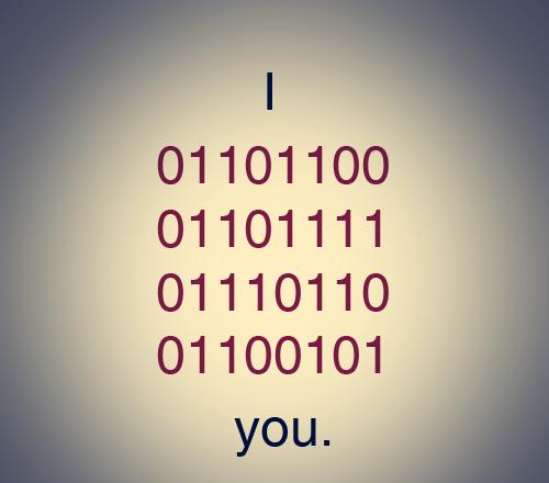 Binary of Love